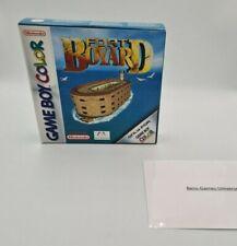 Nintendo Game Boy Color Fort Boyard mit Ovp und Anleitung EUR