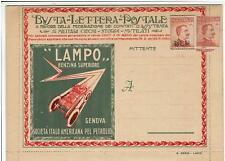 B.L.P. CENT 20  COMPLETA (6 LAZIO CARTONCINO GIALLO ) CATALOGO SASSONE N.2