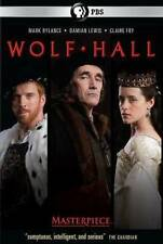 Factory Sealed - Wolf Hall (DVD, 2015, 3-Disc Set)