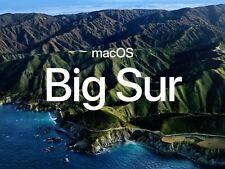 Mac OS Big Sur 11 bootfähig bootable USB Stick
