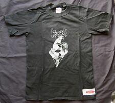 BURKINA NYC DJ Store Vintage Tee Shirt 100% cotton size Small