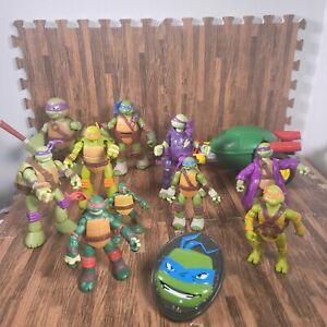 Teenage Mutant Ninja Turtles Action Figures Lot.