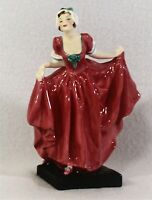 Royal Doulton England Bone China Lady Figurine Delight HN#1772