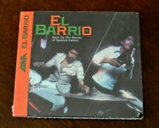 El Barrio: Back On The Streets Of Spanish Harlem (CD, 2008 Fania) NEW