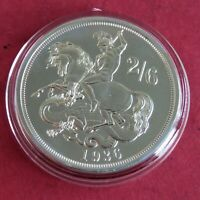 EDWARD VIII 1936 NEW STRIKE SILVER PROOF PATTERN HALF CROWN