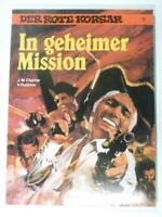 DER ROTE KORSAR # 12 Carlsen Verlag Softcover 1.Auflage Zustand 1