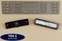1 x BMW X5 E53 Klimabedienteil Lüftung Stärke Taste Schalter - NEU