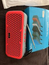 Mini Speaker L8 Wireless Radio Micro USB For Charging