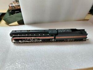 N Gauge Bachmann Norfolk & Western J Class 4-8-4 Steam Locomotive