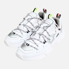 Luxury Tommy Hilfiger White Chunky Sneaker Shoes