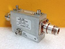 RD Microwaves C2-A36 824 to 894 MHz, 50/43 dB, N - SMA, Dual Directional Coupler