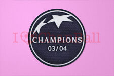 UEFA Champions League Winner 2003-2004 Porto Sleeve Soccer Patch / Badge