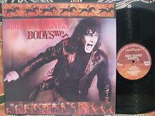 JIMMY BARNES Bodyswerve 1984 OZ Rock LP ~ Cold Chisel