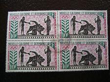 neues Caledonia Briefmarke YT Luft Nr. 76 x4 gestempelt (Z2) Neu-Kaledonien (Z)