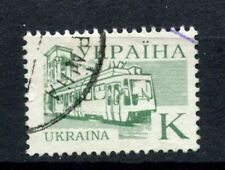 L'Ucraina 1995 SG # 128 K trasporto utilizzato #A 26542