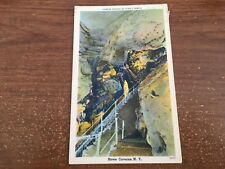 Chinese Pagoda in Titan's Temple   Howe Caverns  NY   Postcard