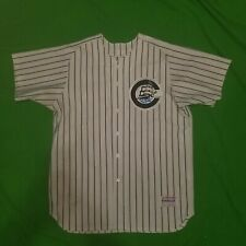 Game Used Columbus Clippers Home Jersey Yankees #53 XL