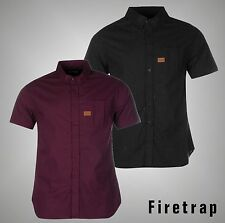 Polyester Short Sleeve Formal Shirts (2-16 Years) for Boys