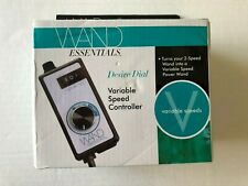 Wand Essentials Desire Dial Variable Speed Controller - HF100