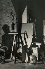 Lucien Clergue (1934-2014) – atelier de Pablo Picasso, Mougins, 1970