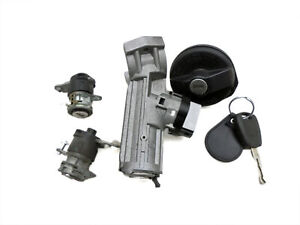1x Zündschloss 1x Schlüssel 2x Türschliesszylinder und Tankschraubverschluss für