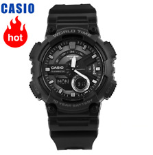 CASIO g-shock world time sport military mens wrist watch waterproof japan made