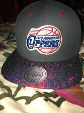 67523a8cccd Mitchell ness clippers snap back adjustable fit
