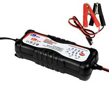 12 / 24 Volt Auto Output Intelligent Battery Charger for Car Boat Truck