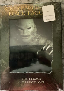Creature from the Black Lagoon - Legacy Collection (DVD 2 Discs) *NEW*