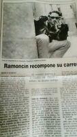 Ramoncin Recompone Su Carrera. 1988