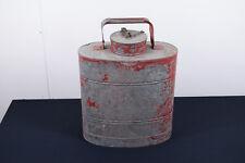 Vintage Rega Backpack Sprayer - Fire Brigade