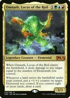 MtG x1 Omnath, Locus of the Roil Core Set 2020 M20 - Magic the Gathering Card