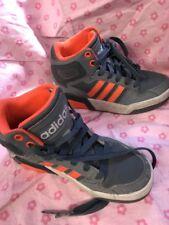 Adidas Grey Sneakers Size 12 K Boys Play Sneakers