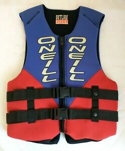 O'Neill Outlaw Vest Mens Size Large Tournament Use only (Not a Life Jacket)  B11