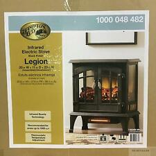 Hampton Bay Legion 1,000 sq. ft. Panoramic Infrared Electric Stove New