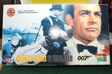 Airfix 1.12 James Bond and Odd Job model kit No 04402