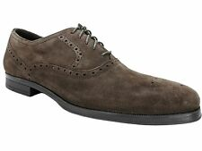 Cole Haan Men's Montgomery Plain Oxfords Chestnut Brown Suede Size 9 M