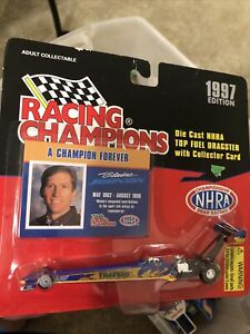 BLAINE JOHNSON 1/64TH SCALE DRAGSTER A CHAMPION FOREVER Travers DIECAST