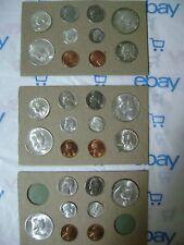 US 1949 PD&S 28 Coin Set, Tone