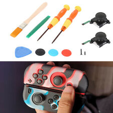 17 Kit Replacement 3D Analog Joystick Stick Thumb For Nintendo NS Joy-Con Switch