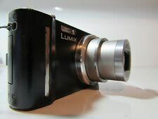 Panasonic LUMIX DMC-TZ8EG-K 12.1MP Cámara Digital-Negro Con Batería, Cargador