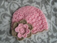 Crochet PATTERN Cloche/Beanie Hat for Baby/Child - Designer FREE P & P