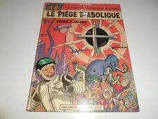 REEDITION BLAKE ET MORTIMER/ LE PIEGE DIABOLIQUE/ 1974/ BE