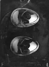 Medium Hollow Egg Chocolate & Soap Mold - E123
