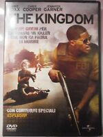 THE KINGDOM - FILM IN DVD ORIGINALE - visitate il negozio COMPRO FUMETTI SHOP