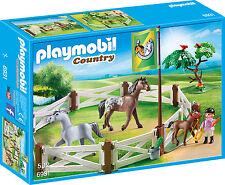 PLAYMOBIL® Country  6931  Pferdekoppel,  NEU & OVP