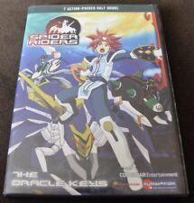 Spider Riders The Oracle Keys DVD 2005 Region 1 NTSC English & Japanese audio