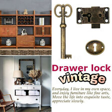 Cabinet Door Lock Set Key Curio Grandfather Clock China Jewlery Replacement