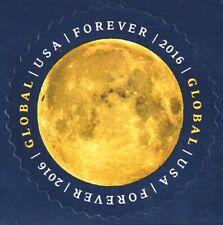 USA #5058 - THE MOON Global Forever Stamp (2016) -  Single MNH