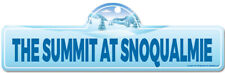 The Summit at Snoqualmie Street Sign | Snowboarder, D�cor for Ski Lodge, Cabin